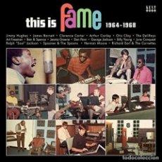 Discos de vinilo: 2LP VARIOS ARTISTAS THIS IS FAME 1964-1968 SOUL VINILO. Lote 296622808