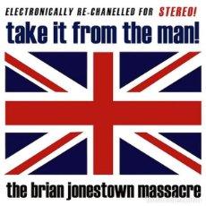 Discos de vinilo: 2LP THE BRIAN JONESTOWN MASSACRE TAKE IT FROM THE MAN ! VINILO PSYCH. Lote 296625593