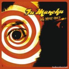 Discos de vinilo: LP FU MANCHU WE MUST OBEY VINILO STONER ROCK. Lote 296627693