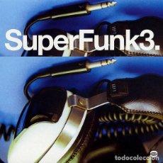 Discos de vinilo: 2LP VARIOS ARTISTAS SUPERFUNK3 VINILO FUNK. Lote 296628868