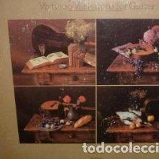 Discos de vinilo: JOHN WILLIAMS VIRTUOSO VARIATIONS FOR GUITAR BACH SOR VINILO. Lote 296499618