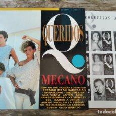 Discos de vinil: MECANO - QUERIDOS MECANO ****** RARO LP 1992 BUEN ESTADO. Lote 296632703