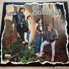 Discos de vinilo: LOS SALVAJES – SALVAJES LP, SPAIN 1981 GARAGE ROCK. Lote 296636583