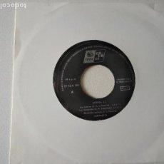 Discos de vinilo: LABORDETA, ANDROS II, EP ,LOS LEÑEROS 1968 PORTADA GENERICA. Lote 296639678