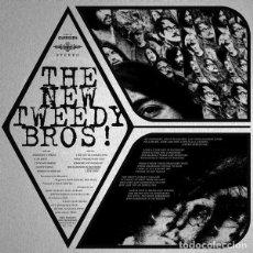 Discos de vinilo: LP THE NEW TWEEDY BROTHERS PSYCH JANGLY FOLK. Lote 296687933