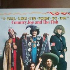 Discos de vinilo: COUNTRY JOE & THE FISH 2° LP 1967 .COPIA SPAIN 1983. Lote 296693818