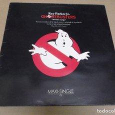 Discos de vinilo: RAY PARKER JR. (MAXI) GHOSTBUSTERS (2 TRACKS) AÑO – 1984 – BANDA SONORA. Lote 296697178