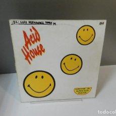 Discos de vinilo: DISCO VINILO LP. WESTBAM, ARS, HOUSE BOYS – ACID HOUSE. 33 RPM. Lote 296698993
