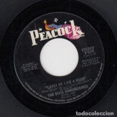 Discos de vinilo: THE DIXIE HUMMINGBIRDS - LOVES ME LIKE A ROCK - SINGLE DE VINILO EDITADO EN U.S.A. #. Lote 296700328