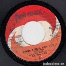 Discos de vinilo: LAURA LEE - I DON'T WANT NOTHING OLD ( BUT MONEY) - SINGLE DE VINILO EDITADO EN U.S.A #. Lote 296701763