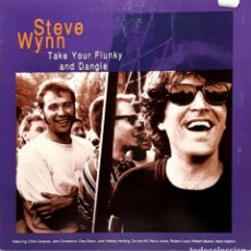 Discos de vinilo: STEVE WYNN – TAKE YOUR FLUNKY AND DANGLE. Lote 296705743