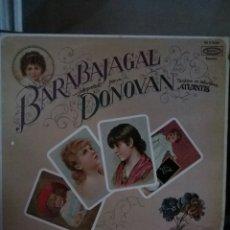 """Discos de vinilo: DONOVAN """" BARRABAGAL"""" 1968 JEFF BECK. COPIA SPAIN ORIGINAL. Lote 296707173"""