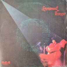 Discos de vinilo: SINGLE - EMMANUEL - TENGO - 1983 PROMO. Lote 296709023