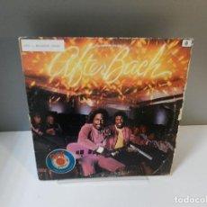 Dischi in vinile: DISCO VINILO LP. AFTERBACH – MATINEE. 33 RPM. Lote 296716003