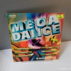 Discos de vinilo: DISCO VINILO LP. TWENTY 4 SEVEN, D.J. MIKO, 2 UNLIMITED – MEGA DANCE. 33 RPM. Lote 296722608