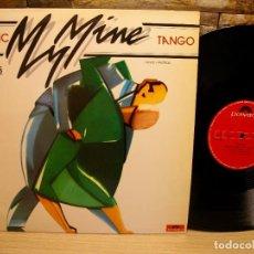 "Discos de vinilo: MY MINE – HYPNOTIC TANGO MAXI 12"" LP. Lote 296724203"