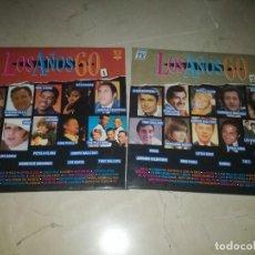 Discos de vinilo: LOTE 2 DISCOS TRIPLES DE LOS AÑOS 60-6 LPS-VOL 1 Y 2-EN EXCELENTE ESTADO. Lote 296726888