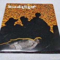 Discos de vinilo: BUDELLAM - NASCUTS PER SER CARN D'OLLA + INSERT. Lote 296728863
