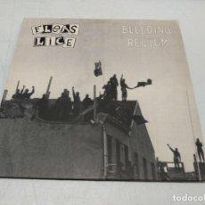 Discos de vinilo: BLEEDING RECTUM / FLEAS AND LICE - BLEEDING RECTUM / FLEAS AND LICE (LP). Lote 296729718