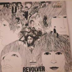 Discos de vinilo: THE BEATLES – REVOLVER REEDICIÓN ESPAÑOLA 1978 ODEON – 10 C 064-004.097, ODEON – 10 C 064-04.09. Lote 296731073