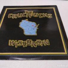 Discos de vinilo: THE CRUCIFUCKS - WISCONSIN --EDICION UK. Lote 296737383