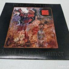 Discos de vinil: POLICY OF 3 - DEAD DOG SUMMER (LP, ALBUM). Lote 296737748