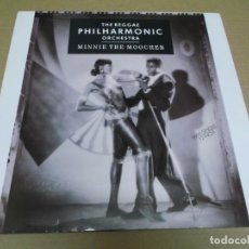 Discos de vinilo: THE REGGAE PHILHARMONIC ORCHESTRA (MAXI) MINNIE THE MOOCHER (3 TRACKS) AÑO – 1988. Lote 296737853