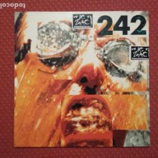 Discos de vinilo: FRONT 242 - TYRANNY FOR YOU RED RHINO EUROPE MADE IN HOLLAND. Lote 296746303