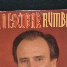 Discos de vinilo: LP. MANOLO ESCOBAR. RUMBA PA TI. Lote 296755073