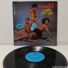 Discos de vinilo: BONEY M - LOVE FOR SALE 1977 ED HOLANDESA. Lote 296766558