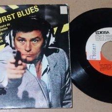 Discos de vinilo: BENSONHURST BLUES / SINGLE 7 PULGADAS. Lote 296767688