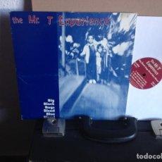 "Discos de vinilo: THE MR. T EXPERIENCE - BIG BALCK BUGS BLEED BLUE BLOOD EP 10"" VINYL. LOOKOUT! USA. Lote 296792418"
