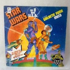 Discos de vinilo: SINGLE MECO - STAR WARS THEME / CANTINA BAND - ESPAÑA - AÑO 1977. Lote 296797733