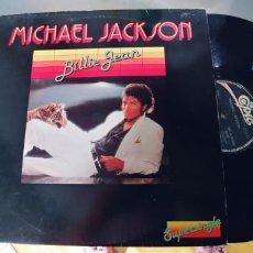 Discos de vinilo: MICHAEL JACKSON-MAXI BILLIE JEAN. Lote 296812608