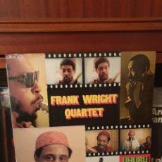 Discos de vinilo: UHURU NA UMOJA / FRANK WRIGHT QUARTET / EDICIÓN ESPAÑOLA / AMERICA RECORDS 1971. Lote 296828468