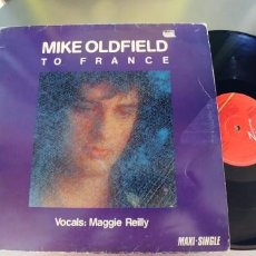 Discos de vinilo: MIKE OLDFIELD-MAXI TO FRANCE. Lote 296830738