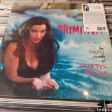 Discos de vinilo: MARTIN DENNY–PRIMITIVA. LP VINILO PRECINTADO. EDICIÓN LIMITADA 189/500. Lote 296841238