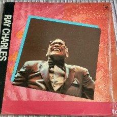 Discos de vinilo: RAY CHARLES VINILO. Lote 296849733