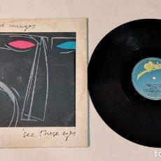 "Discos de vinilo: 1021- ALTERED IMAGES SEE THOSE EYES VIN 12"" POR G DIS G+ 1982 LONDON. Lote 296857118"