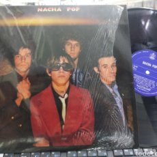 Discos de vinilo: NACHA POP LP 1980 EN PERFECTO ESTADO. Lote 296865443