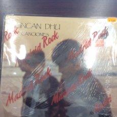 Discos de vinilo: DUNCAN DHU. CANCIONES.. Lote 296867243