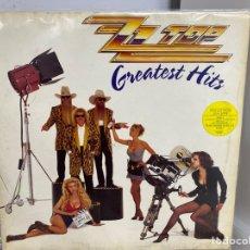 Discos de vinilo: ZZ TOP - GREATEST HITS (LP, COMP) (1992/EU). Lote 296868638