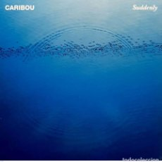 Discos de vinilo: CARIBOU – SUDDENLY. Lote 296870203