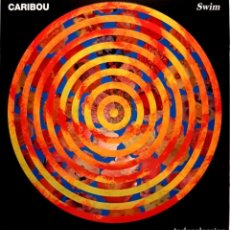 Discos de vinilo: CARIBOU – SWIM. Lote 296870473
