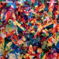 Discos de vinilo: CARIBOU – OUR LOVE. Lote 296870723