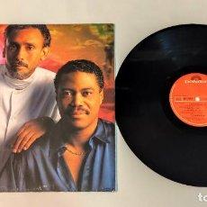 "Discos de vinilo: 1021- THE MAIN INGREDIENT I JUST WANNA LOVE YOU VIN 12"" LP P VG D VG+ 1989. Lote 296871378"
