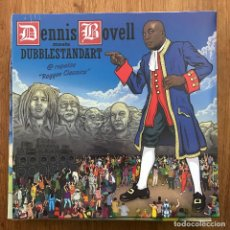 Discos de vinilo: DENNIS BOVELL MEETS DUBBLESTANDART - REPULSE REGGAE CLASSICS - LP ECHO BEACH 2021 NUEVO. Lote 296873593