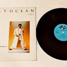 """Discos de vinilo: 1021- BILLY OCEAN GET OUTTA MY DREAMS GET INTO MY CAR MAXI 12"""" P G D G 1986 ES. Lote 296876838"""