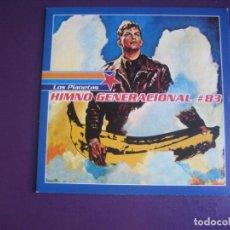 Discos de vinilo: LOS PLANETAS – HIMNO GENERACIONAL 83 - EP SUBTERFUGE 1996 LIMITADO Nº 0101 - DIRIA Q PUESTO UNA VEZ. Lote 296883023