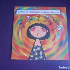 Discos de vinilo: LOS PLANETAS – NUEVAS SENSACIONES - EP SUBTERFUGE 1995 - DIRIA Q PUESTO UNA VEZ. Lote 296883693